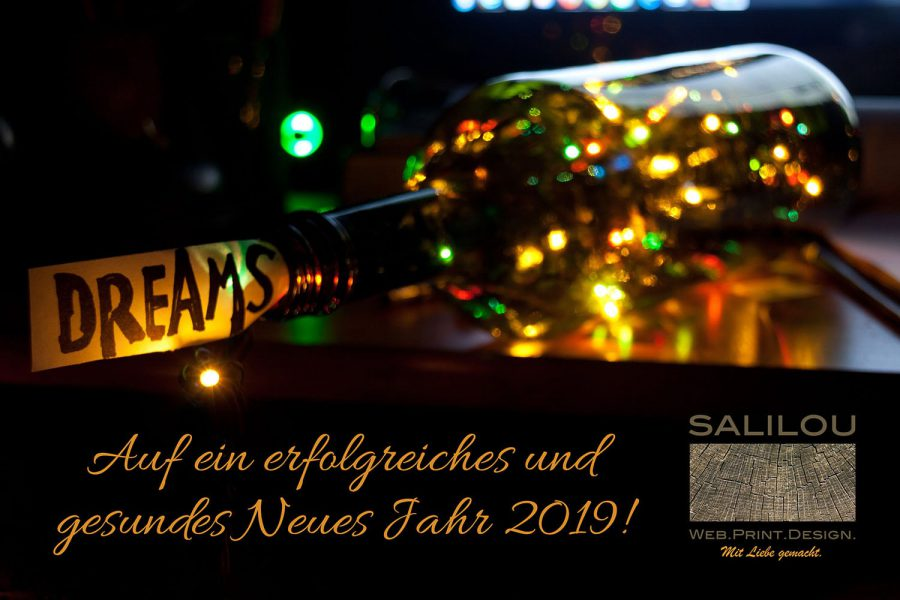 2019 Neujahrsgruß