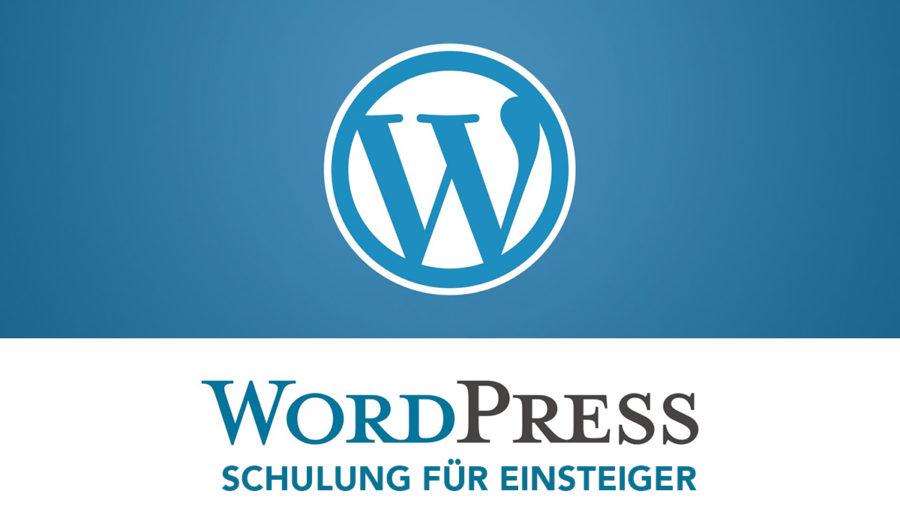 Wordpress-Schulung für Einsteiger